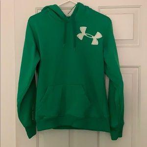 UnderArmour Coldgear sweatshirt. Size medium.